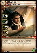 Han Solo 2 (card)