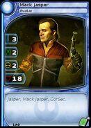 Mack Jasper (Avatar) (card)