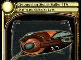 Geonosian Solar Sailer ITV (card)