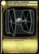 TIE Fighter Familiar (card)