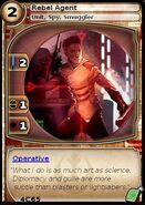 Rebel Agent (card)