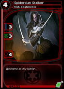 Spiderclan Stalker (card)
