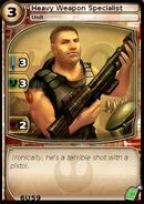 Heavy Weapon Specialist (card)