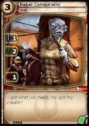 Rebel Conspirator (card)