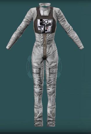 B-Wing Pilot Survival Suit