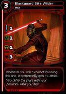 Blackguard Elite Wilder (card)