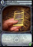 Credit Stick (card)