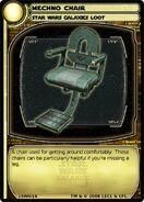 Mechno Chair (card)