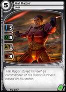 Hal Razor (card)
