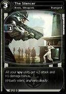 The Silencer (card)