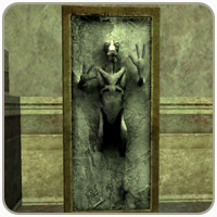 Geonosian in Carbonite