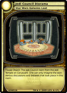Jedi Council Diorama (card)