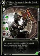 Storm Commando Special Agent (card)