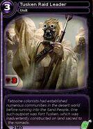Tusken Raid Leader (card)