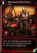 Blackguard Elite Minion (card)
