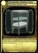 Chandrilian Display Case (card)