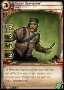 Rebel Grenadier (card)