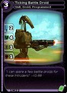 Ticking Battle Droid (card)