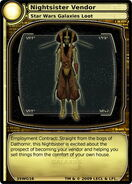 Nightsister Vendor (card)