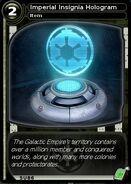 Imperial Insignia Hologram (card)