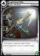 Lightning Rifle (card)