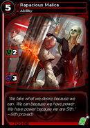Rapacious Malice (card)
