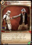 Vital Efficiency (card)