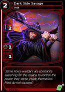 Dark Side Savage (card)