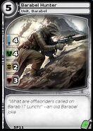 Barabel Hunter (card)