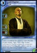 Jedi Master (card)