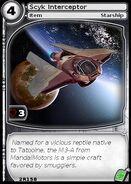 Scyk Interceptor (card)