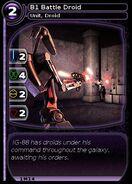 B1 Battle Droid (card)