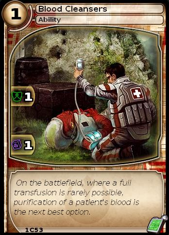 Blood Cleansers (card)