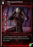 Blackguard Minion (card)
