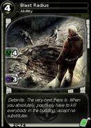 Blast Radius (card)