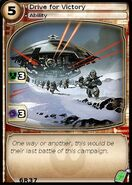 Drive for Victory (card)