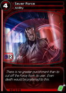 Sever Force (card)