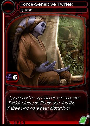Force-Sensitive Twi'lek (card)