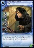 Luke Skywalker 2 (card)