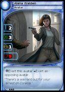 Alana Walden (Avatar) (card)