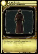 Jawa Greeter (card)