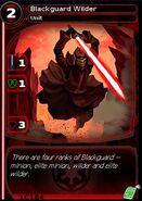 Blackguard Wilder (card)