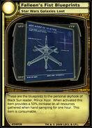 Faleen's Fist Blueprints (card)