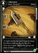 Vibroaxe (card)