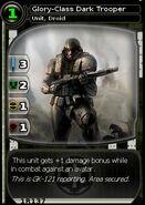 Glory-Class Dark Trooper (card)