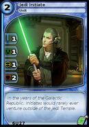 Jedi Initiate (card)