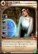 Leia Organa (card)