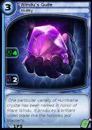 Windu's Guile (card)
