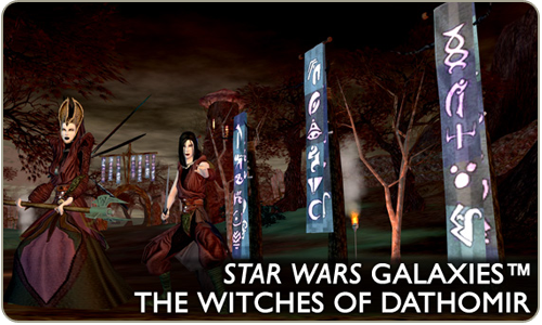 Witches of Dathomir Theme Park