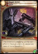 Illegal Arms (card)